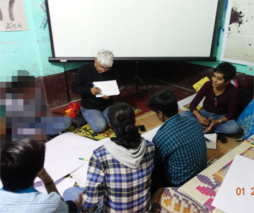 Liveable Lives researchers discuss workshop in Siliguri, West Bengal