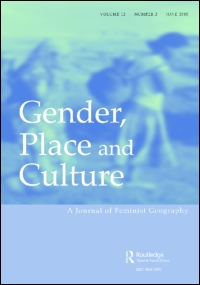 'Towards transnational feminist queer methodologies' - published paper