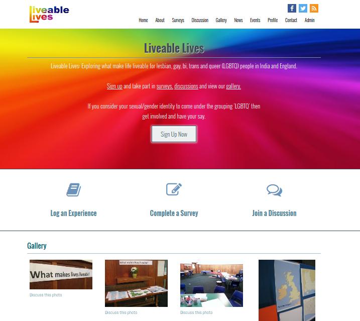 Liveable Lives launches website