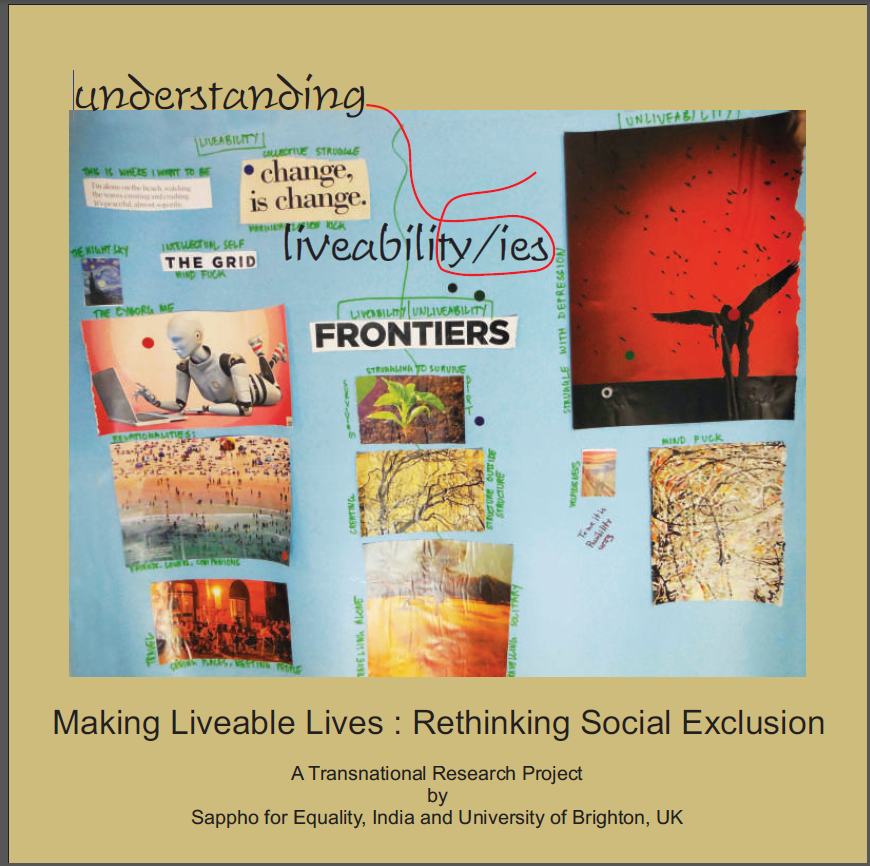 Sappho From Equality launches Liveable Lives report